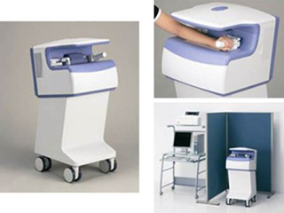 骨塩量測定装置